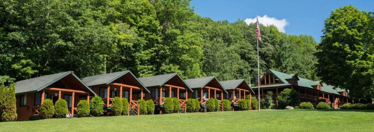 Timberlake cabins